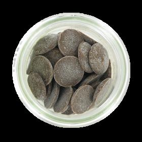 PALETS CHOCOLAT NOIR 70% BIO sans lécithine de soja