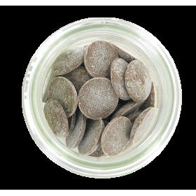CHOCOLAT LAIT 35% BIO sans lécithine de soja