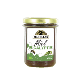 Miel d'eucalyptus BIO - 6X250g