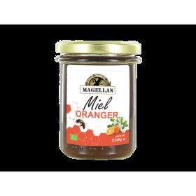 Miel d'oranger BIO - 6X250g
