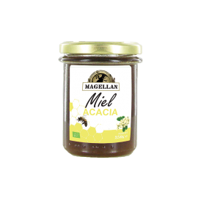 Miel d'acacia BIO - 6X250g